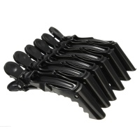 Wholesale-6Pcs-pack-Matte-Section-Hair-Clip-Clamps-Hairdressing-Salon-Grips-Crocodile-Clips-Styling-Tools