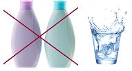 shampoowater